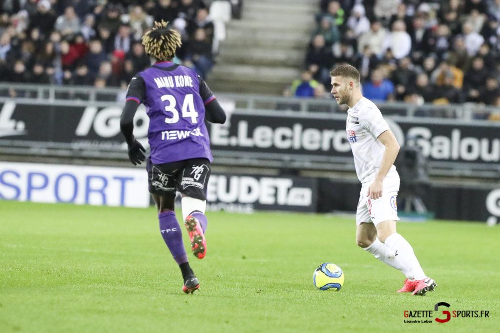 Ligue 1 Football Amiens Vs Toulouse 0020 Leandre Leber Gazettesports