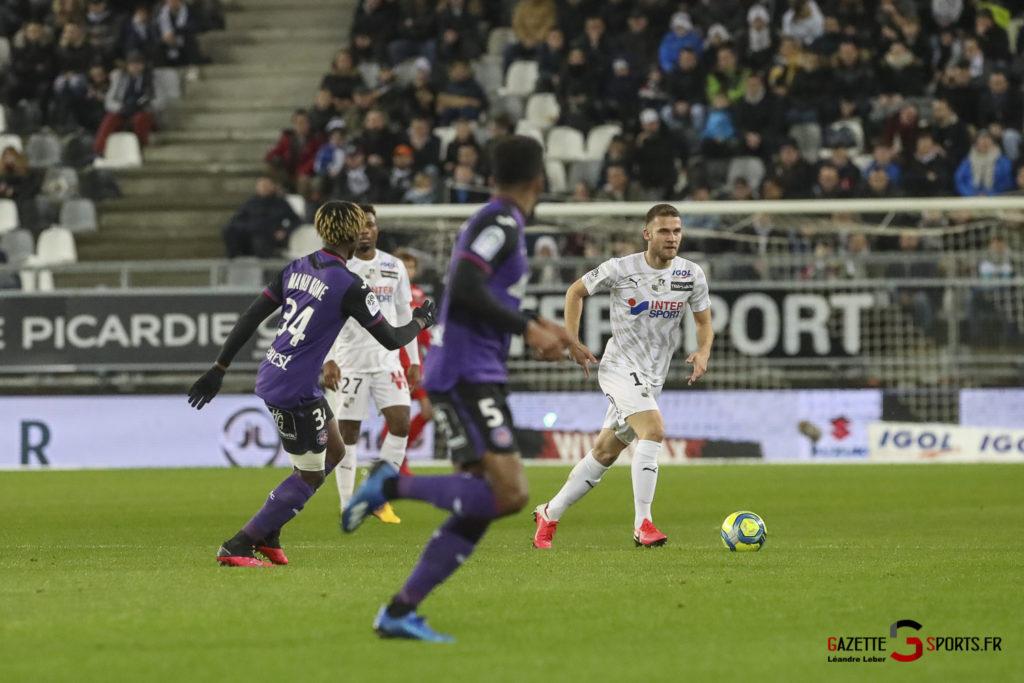 Ligue 1 Football Amiens Vs Toulouse 0021 Leandre Leber Gazettesports