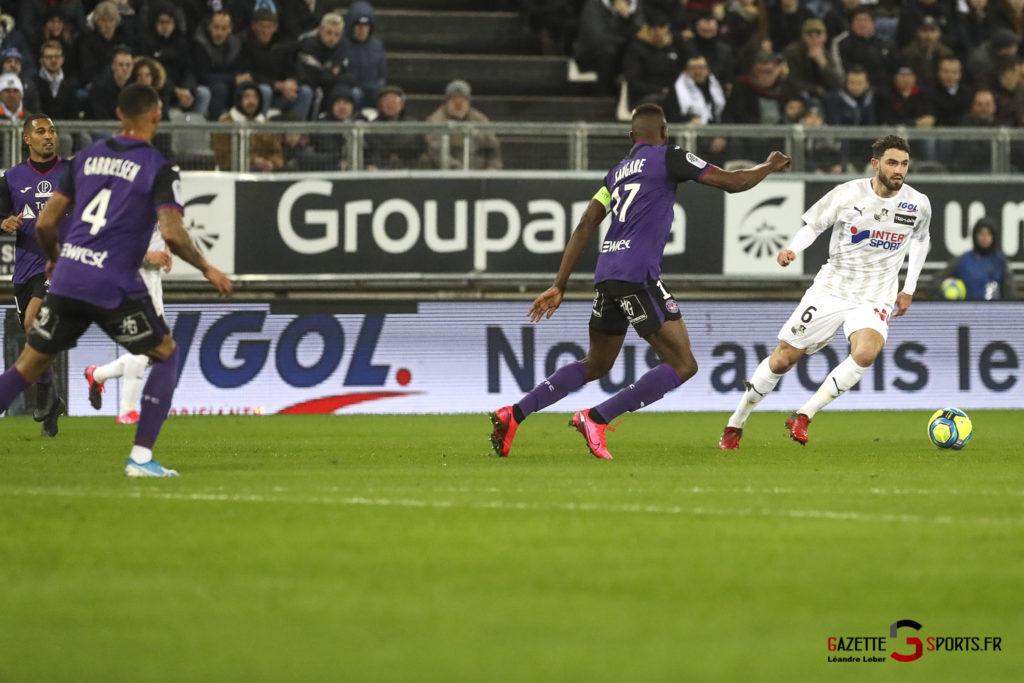 Ligue 1 Football Amiens Vs Toulouse 0022 Leandre Leber Gazettesports