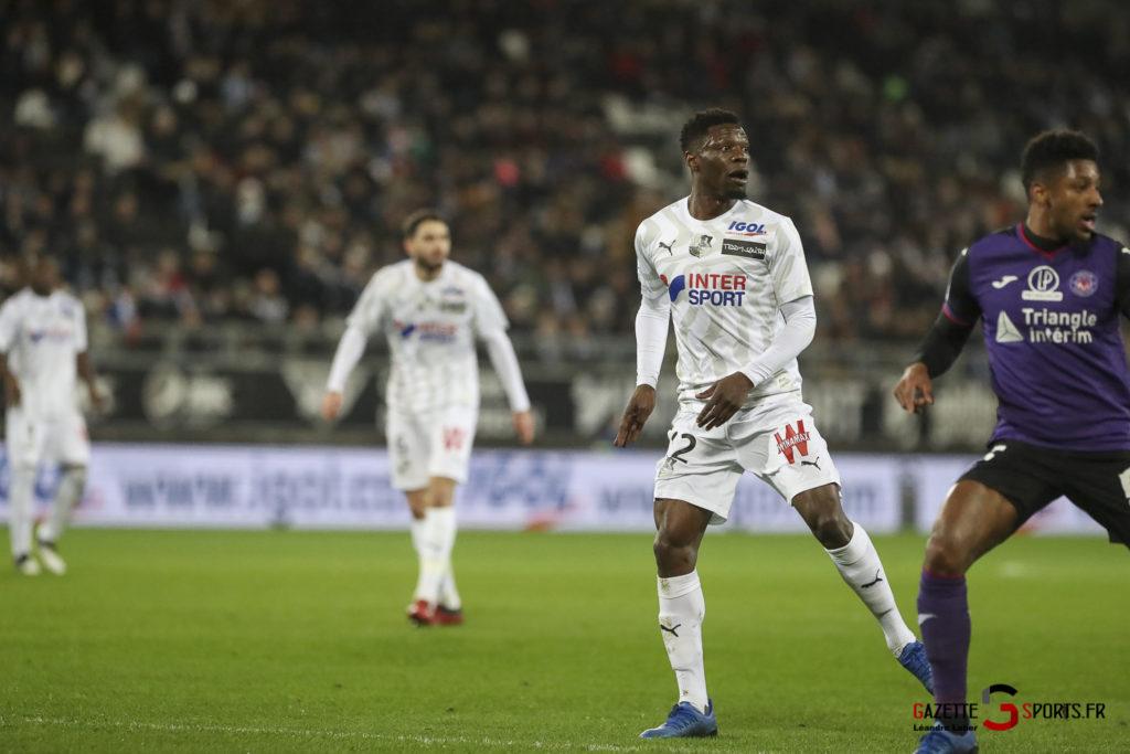 Ligue 1 Football Amiens Vs Toulouse 0023 Leandre Leber Gazettesports