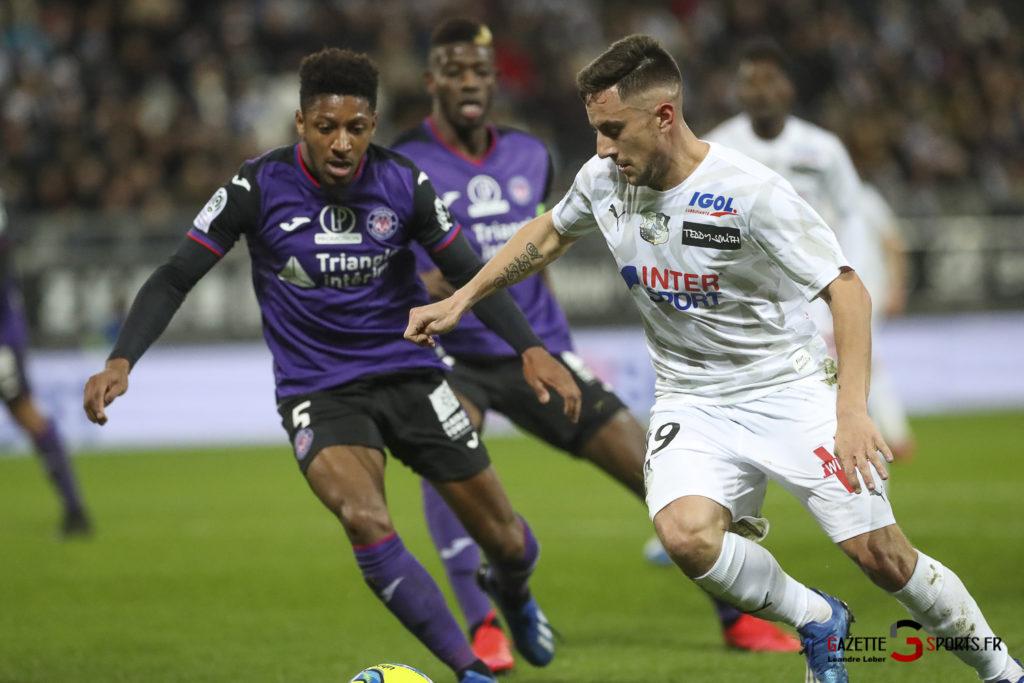 Ligue 1 Football Amiens Vs Toulouse 0024 Leandre Leber Gazettesports