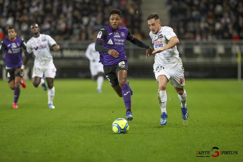 Ligue 1 Football Amiens Vs Toulouse 0026 Leandre Leber Gazettesports