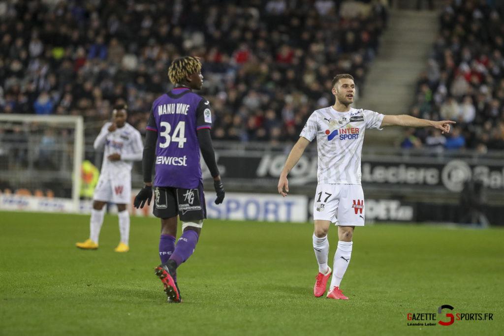 Ligue 1 Football Amiens Vs Toulouse 0027 Leandre Leber Gazettesports
