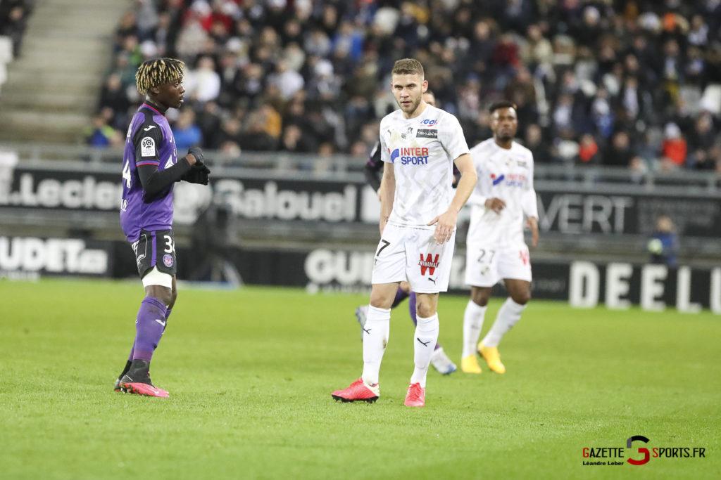 Ligue 1 Football Amiens Vs Toulouse 0028 Leandre Leber Gazettesports