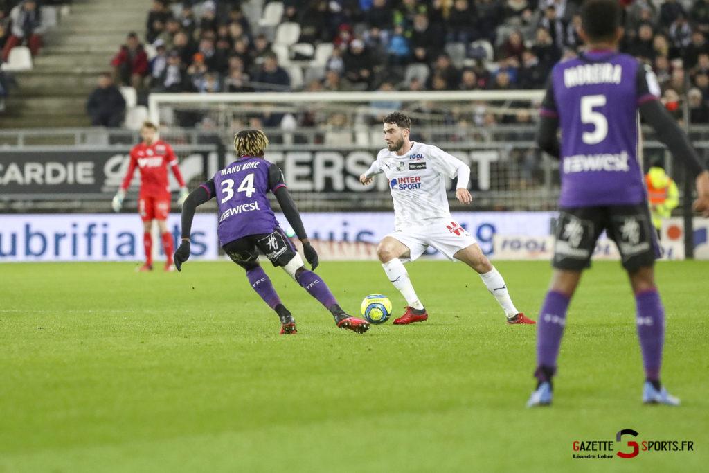 Ligue 1 Football Amiens Vs Toulouse 0030 Leandre Leber Gazettesports