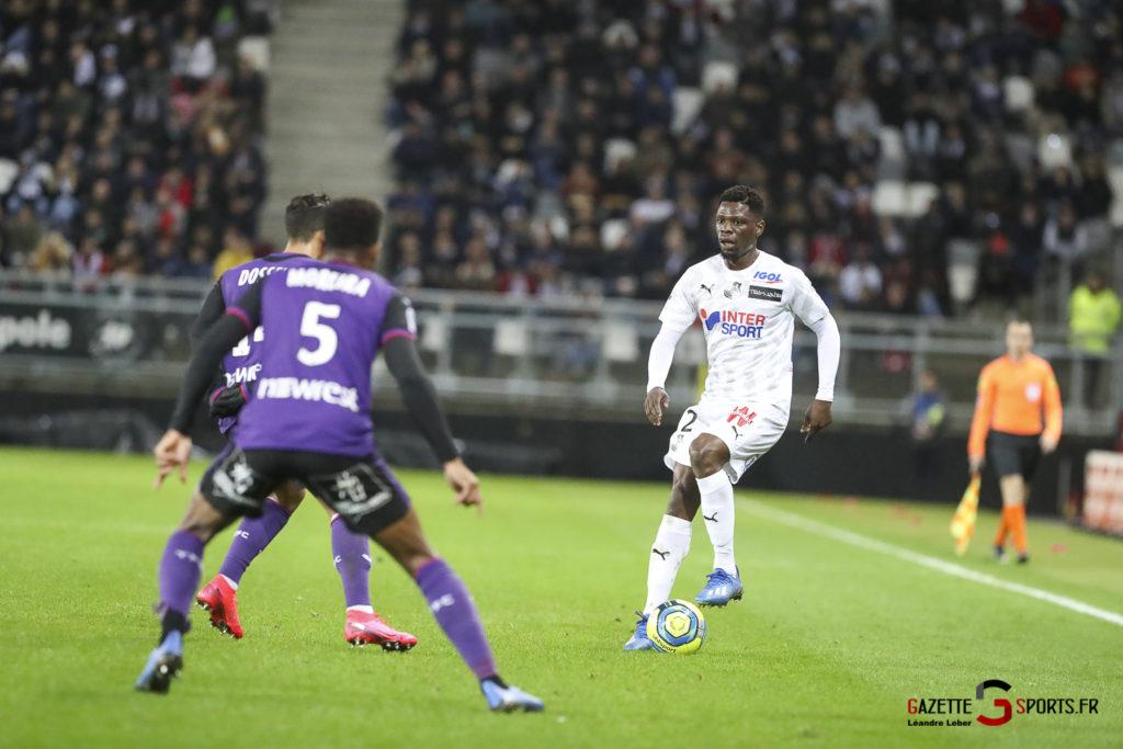 Ligue 1 Football Amiens Vs Toulouse 0034 Leandre Leber Gazettesports