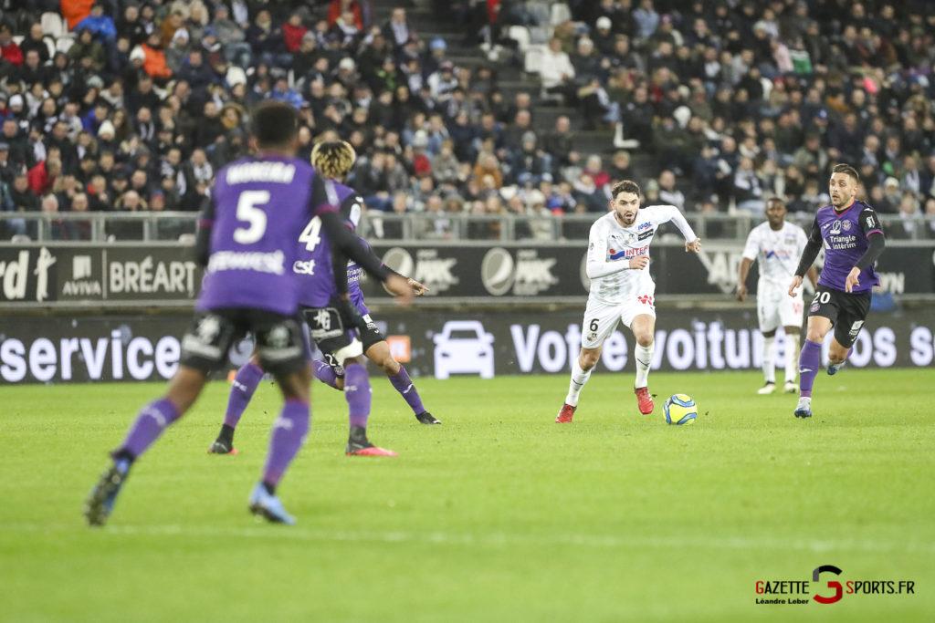 Ligue 1 Football Amiens Vs Toulouse 0035 Leandre Leber Gazettesports