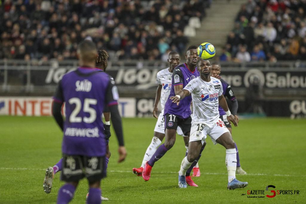 Ligue 1 Football Amiens Vs Toulouse 0038 Leandre Leber Gazettesports