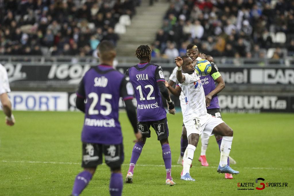 Ligue 1 Football Amiens Vs Toulouse 0039 Leandre Leber Gazettesports