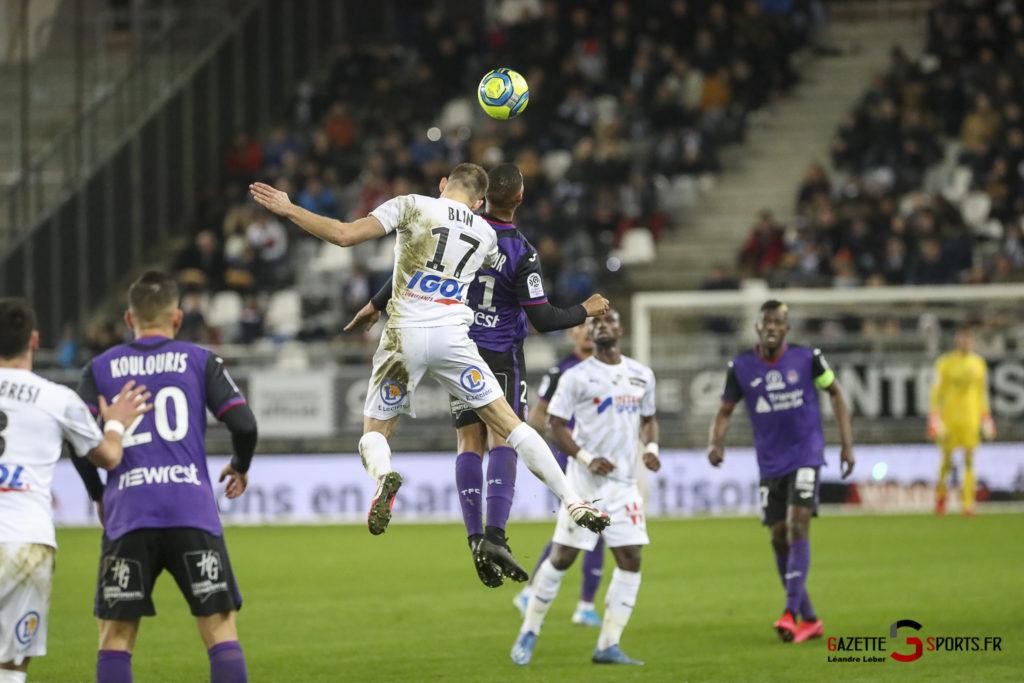 Ligue 1 Football Amiens Vs Toulouse 0041 Leandre Leber Gazettesports