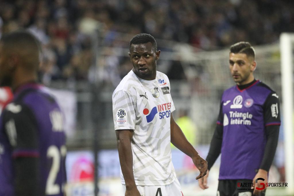 Ligue 1 Football Amiens Vs Toulouse 0050 Leandre Leber Gazettesports