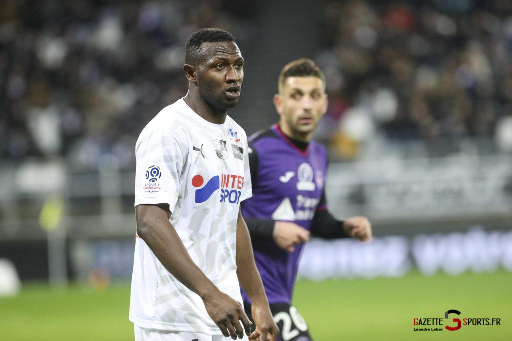 Ligue 1 Football Amiens Vs Toulouse 0051 Leandre Leber Gazettesports