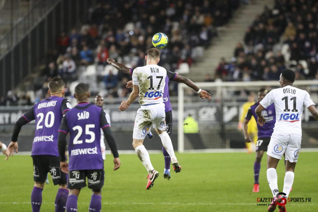 Ligue 1 Football Amiens Vs Toulouse 0052 Leandre Leber Gazettesports