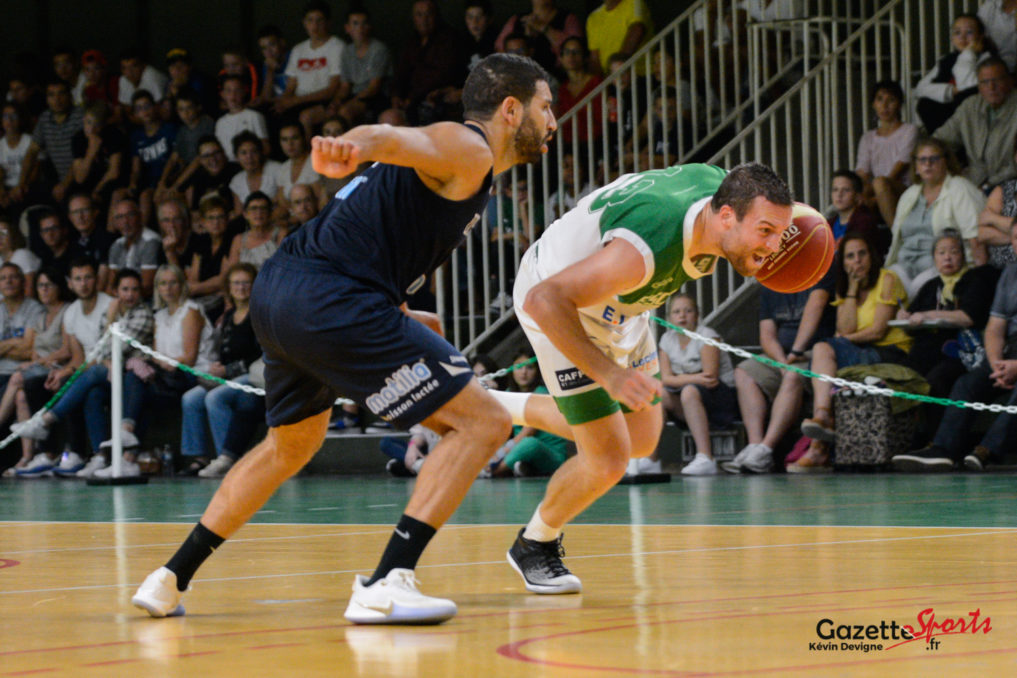Basketball Longueau Esclams Vs Us Laval Kevin Devigne Gazettesports 90 1017x678