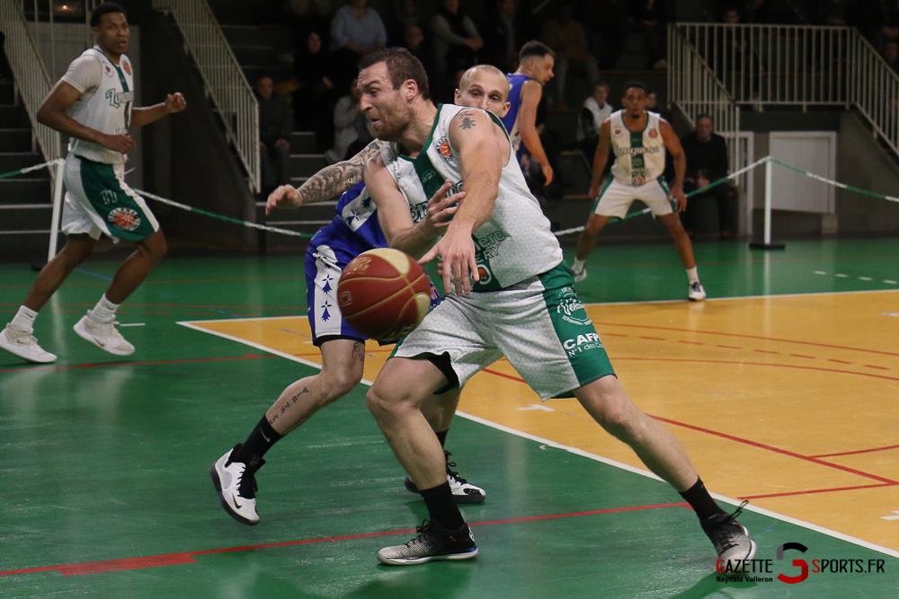 Baskettball Esclambb Vs Pays De Fougères Reynald Valleron 15