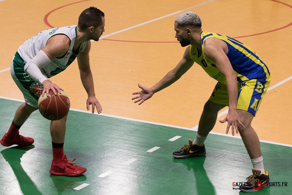 Baskettball Lamvb Vs Poissy Reynald Valleron 29