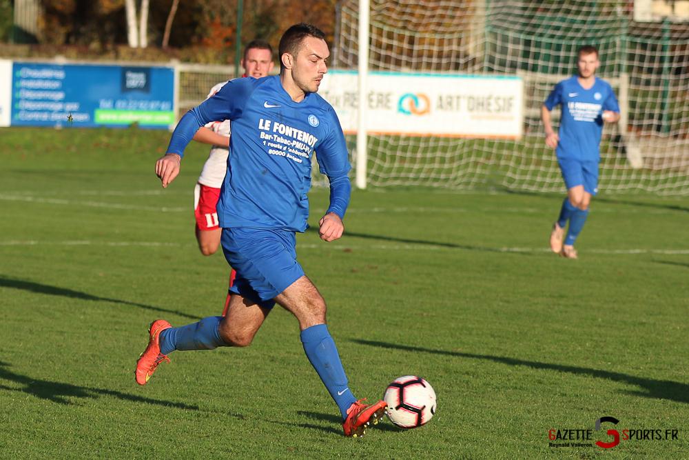 Football Longueau Vs Marck Reynald Valleron 36