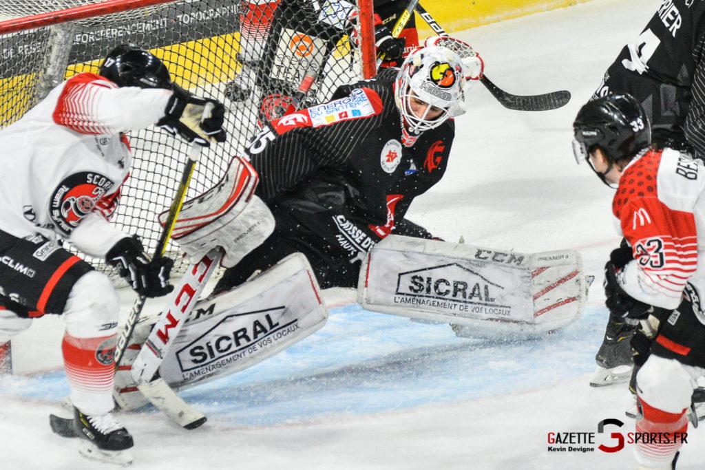 Hockey Sur Glace Gothiques Vs Mulhouse Match5 Kévin Devigne Gazettesports 110 1024x683