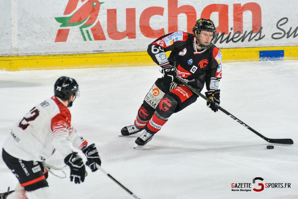 Hockey Sur Glace Gothiques Vs Mulhouse Match5 Kévin Devigne Gazettesports 14 1024x683