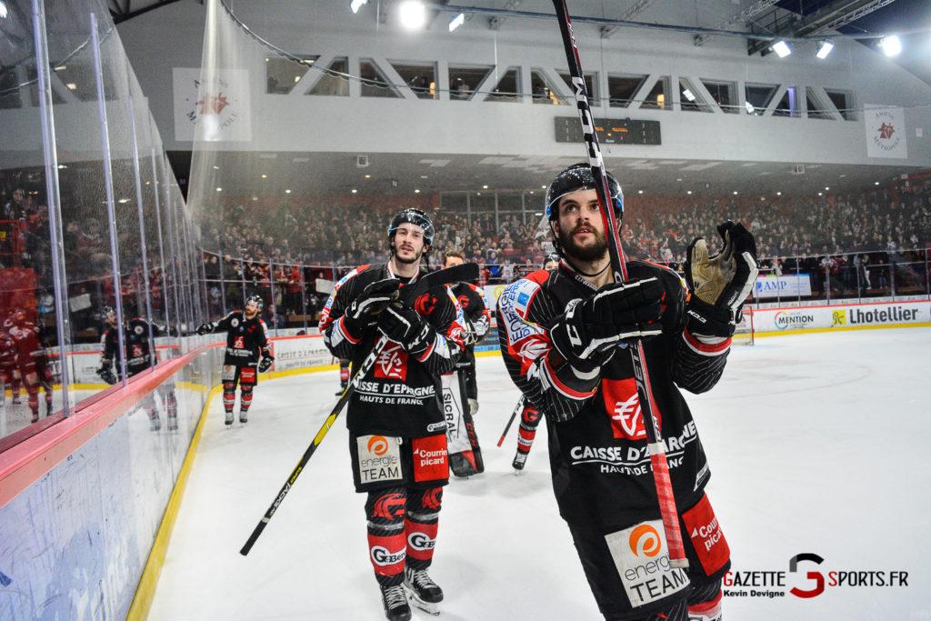 Hockey Sur Glace Gothiques Vs Mulhouse Match5 Kévin Devigne Gazettesports 151