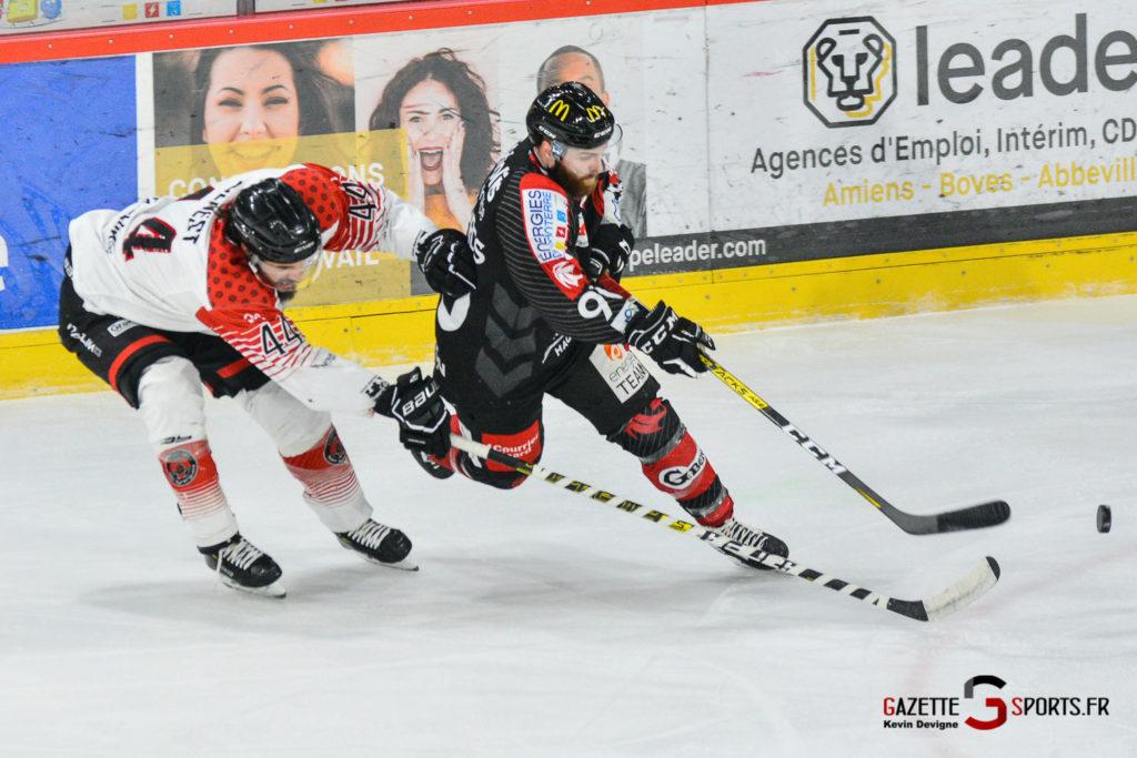 Hockey Sur Glace Gothiques Vs Mulhouse Match5 Kévin Devigne Gazettesports 22 1024x683