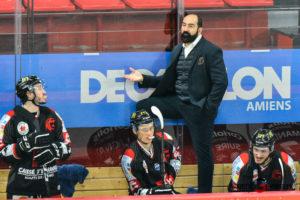 Hockey Sur Glace Gothiques Vs Mulhouse Match5 Kévin Devigne Gazettesports 51