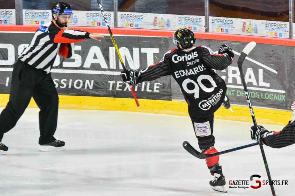 Hockey Sur Glace Gothiques Vs Mulhouse Match5 Kévin Devigne Gazettesports 63