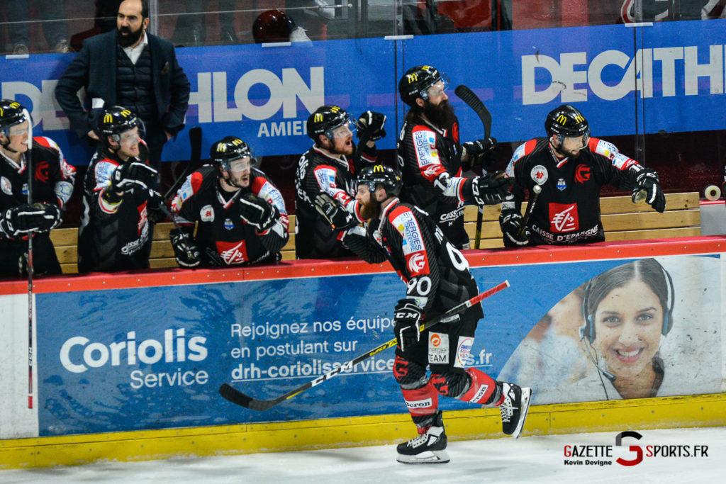 Hockey Sur Glace Gothiques Vs Mulhouse Match5 Kévin Devigne Gazettesports 68