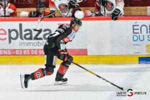 Hockey Sur Glace Gothiques Vs Mulhouse Match5 Kévin Devigne Gazettesports 77