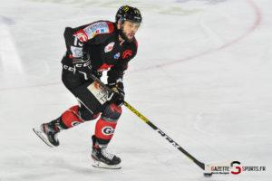 Hockey Sur Glace Gothiques Vs Mulhouse Match5 Kévin Devigne Gazettesports 78