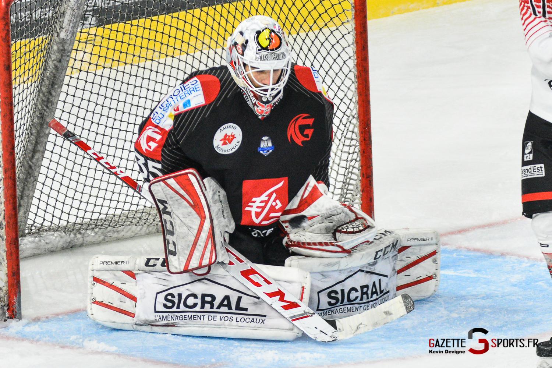 Hockey Sur Glace Gothiques Vs Mulhouse Match5 Kévin Devigne Gazettesports 84