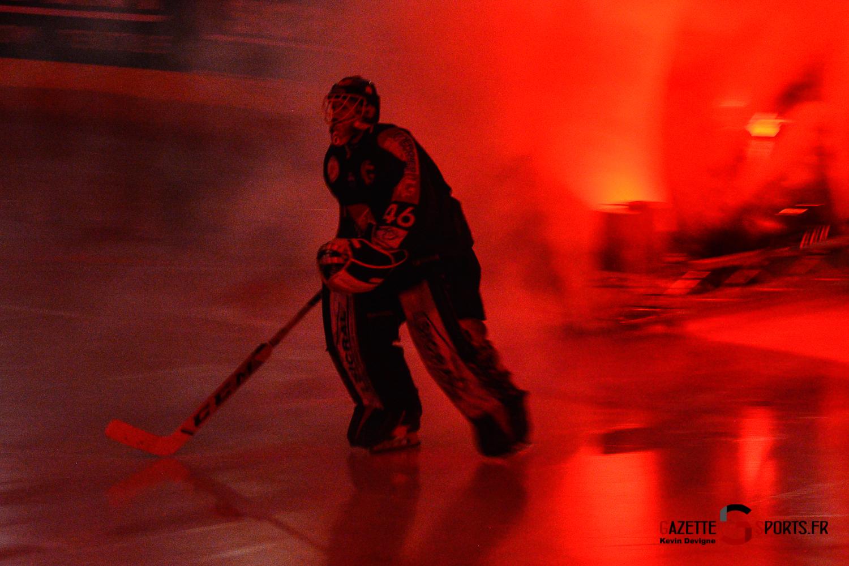 Hockey Sur Glace Gothiques Vs Mulhouse Match5 Kévin Devigne Gazettesports