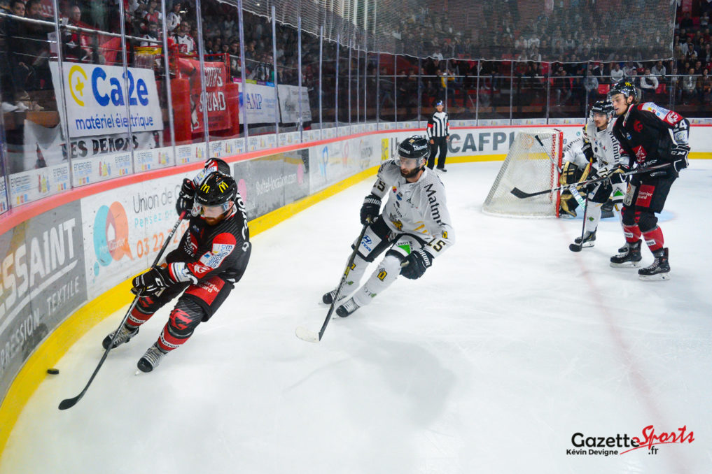 Hockey Sur Glace Les Gothiques Amiens Vs Rouen Kevin Devigne Gazettesports 16 1017x678