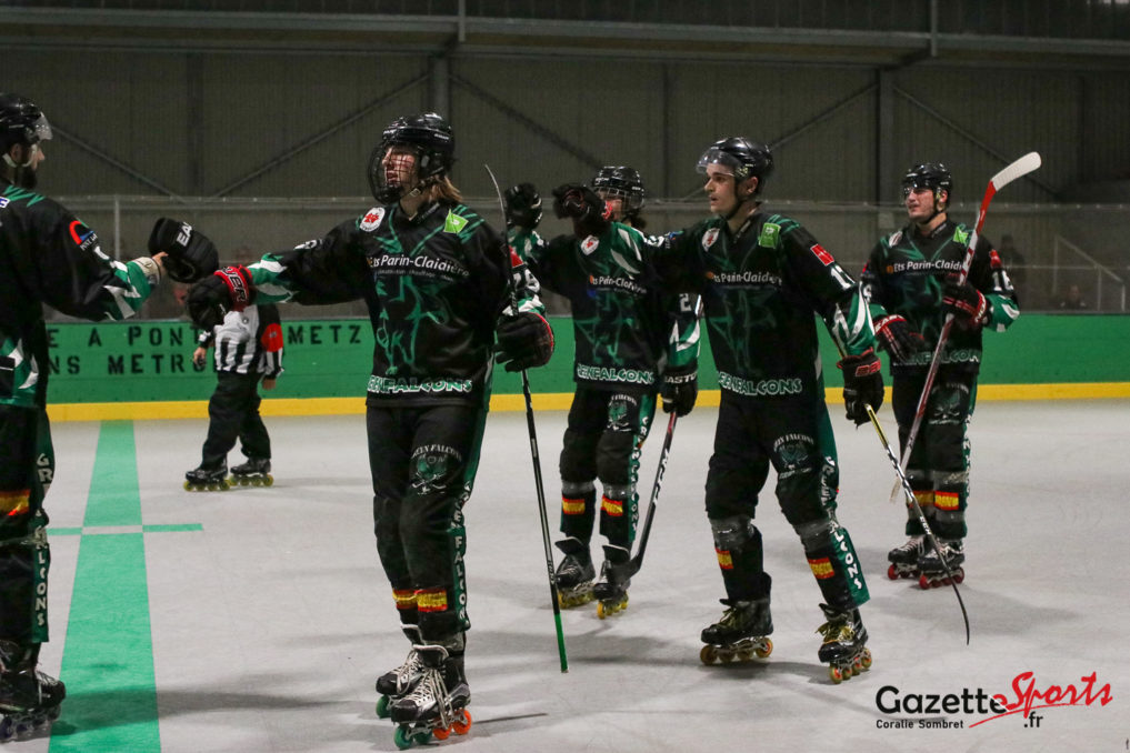 Roller Hockey Greenfalcons Vs Maison Laffitte Gazettesports Coralie Sombret 31 1017x678