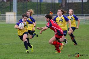 Rugby Feminin Rca Vs Armentière Grande Synthe Gazettesports Coralie Sombret 36 1024x683 2