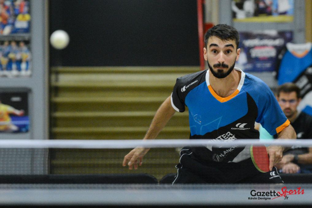 Tennis De Table Amiens Vs Roanne Kevin Devigne Gazettesports 127 1017x678