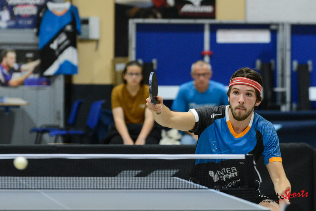 Tennis De Table Amiens Vs Roanne Kevin Devigne Gazettesports 146 1017x678
