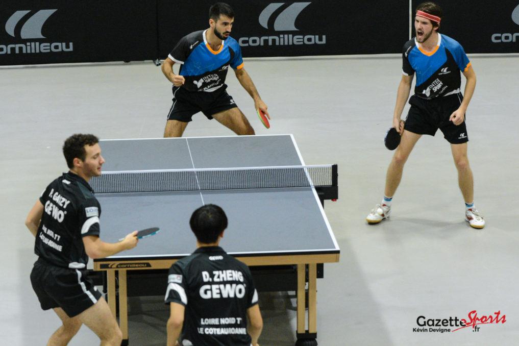 Tennis De Table Amiens Vs Roanne Kevin Devigne Gazettesports 150 1017x678