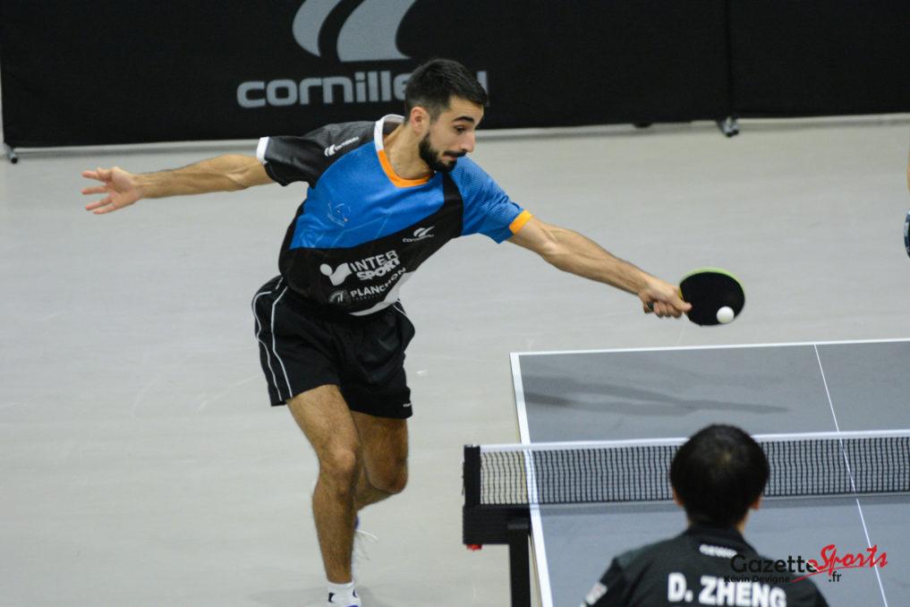 Tennis De Table Amiens Vs Roanne Kevin Devigne Gazettesports 152 1017x678