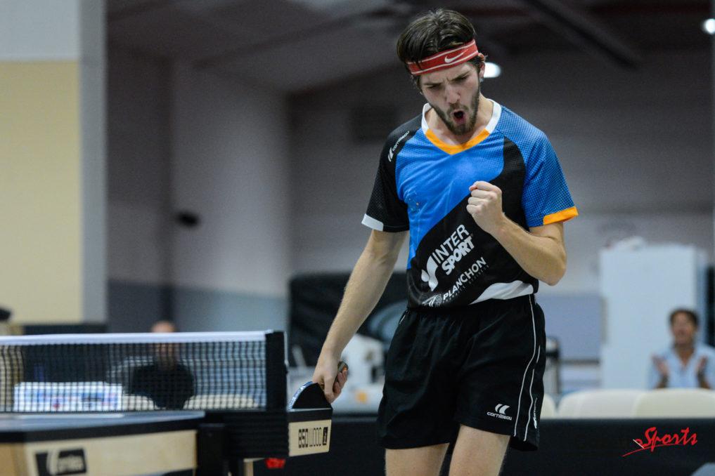 Tennis De Table Amiens Vs Roanne Kevin Devigne Gazettesports 34 1017x678