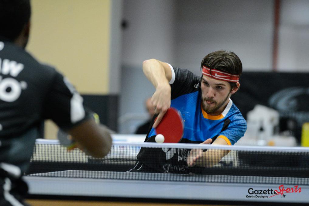 Tennis De Table Amiens Vs Roanne Kevin Devigne Gazettesports 57 1017x678