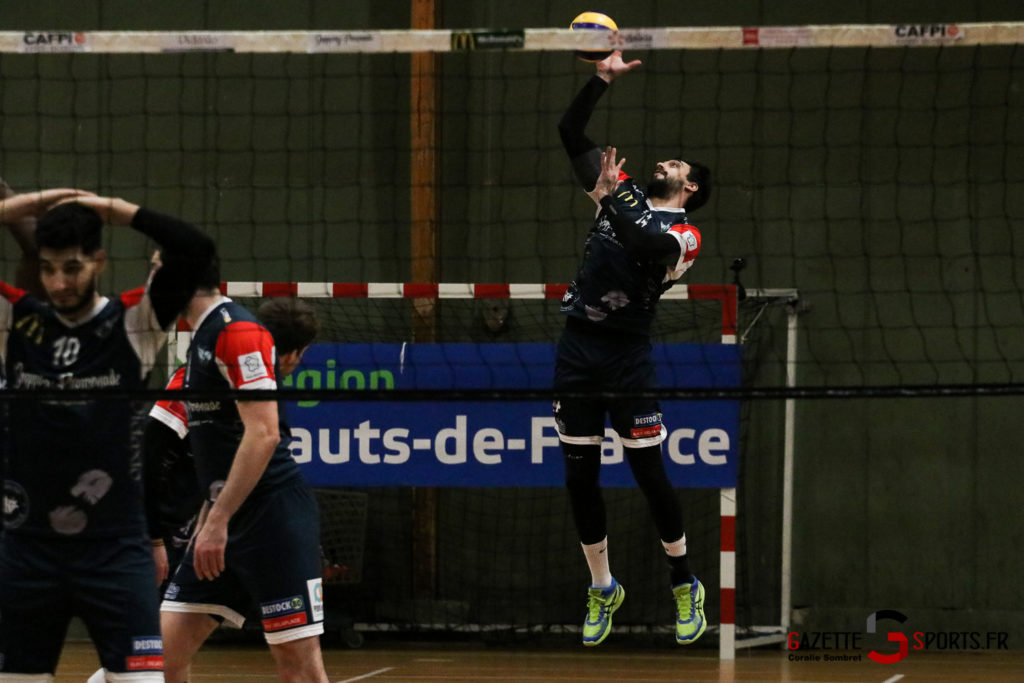 Volley Ball Amvb Vs Rennes Gazettesports Coralie Sombret 22