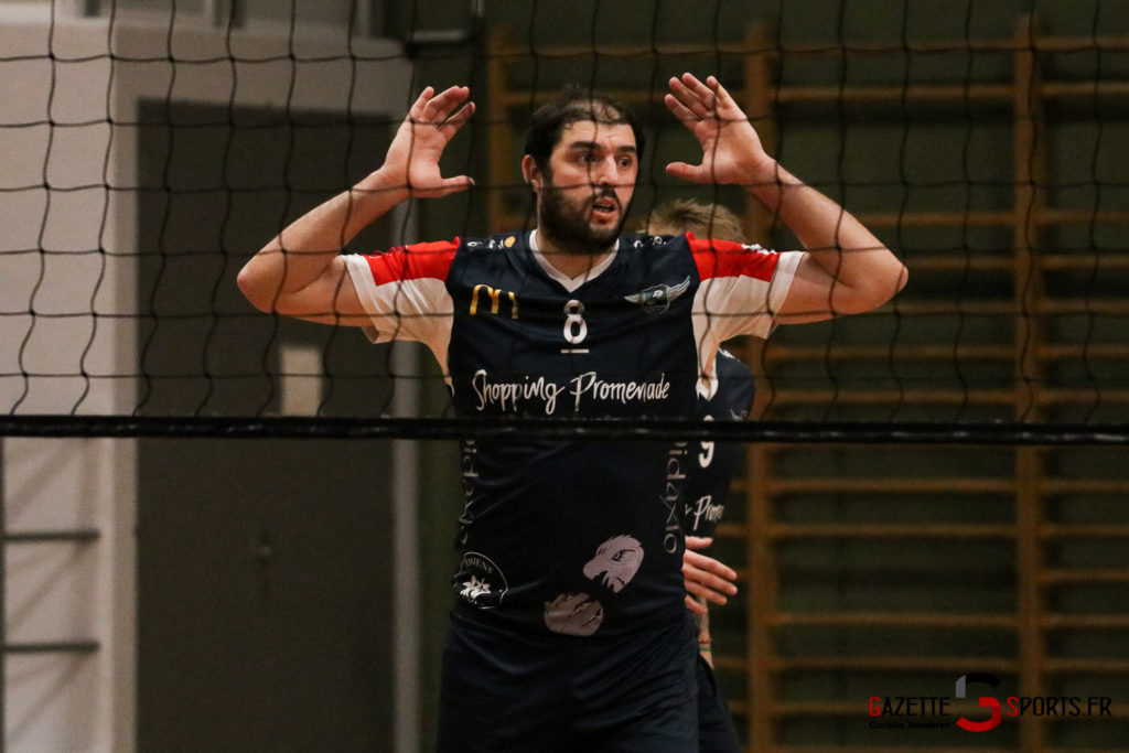 Volley Ball Amvb Vs Rennes Gazettesports Coralie Sombret 24