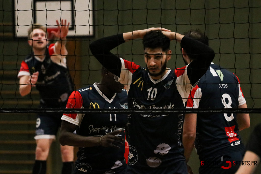 Volley Ball Amvb Vs Rennes Gazettesports Coralie Sombret 25