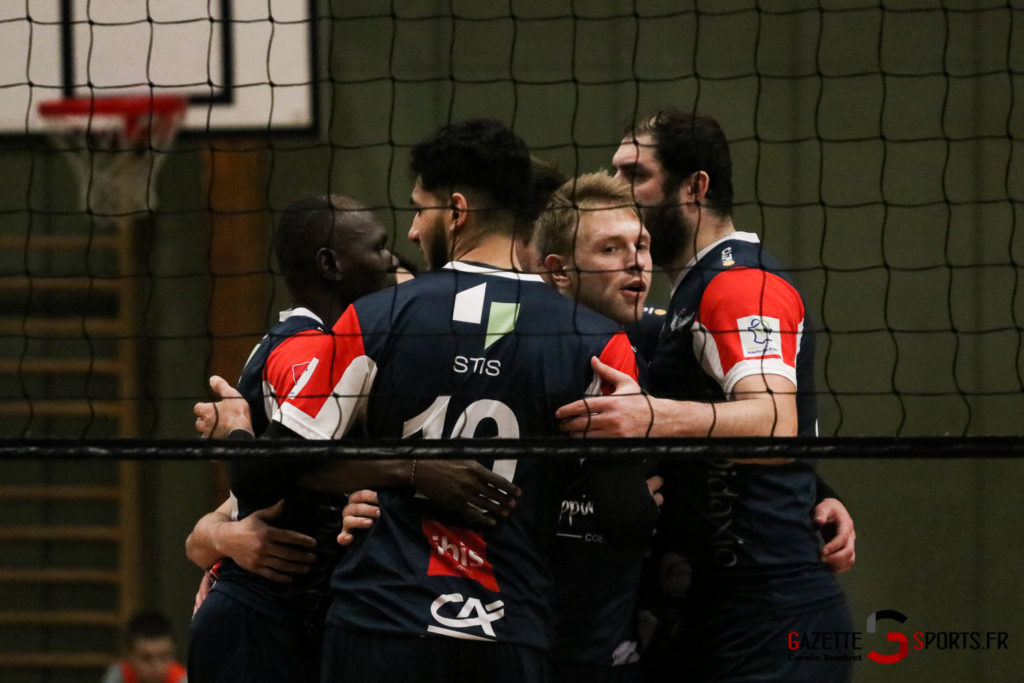 Volley Ball Amvb Vs Rennes Gazettesports Coralie Sombret 28