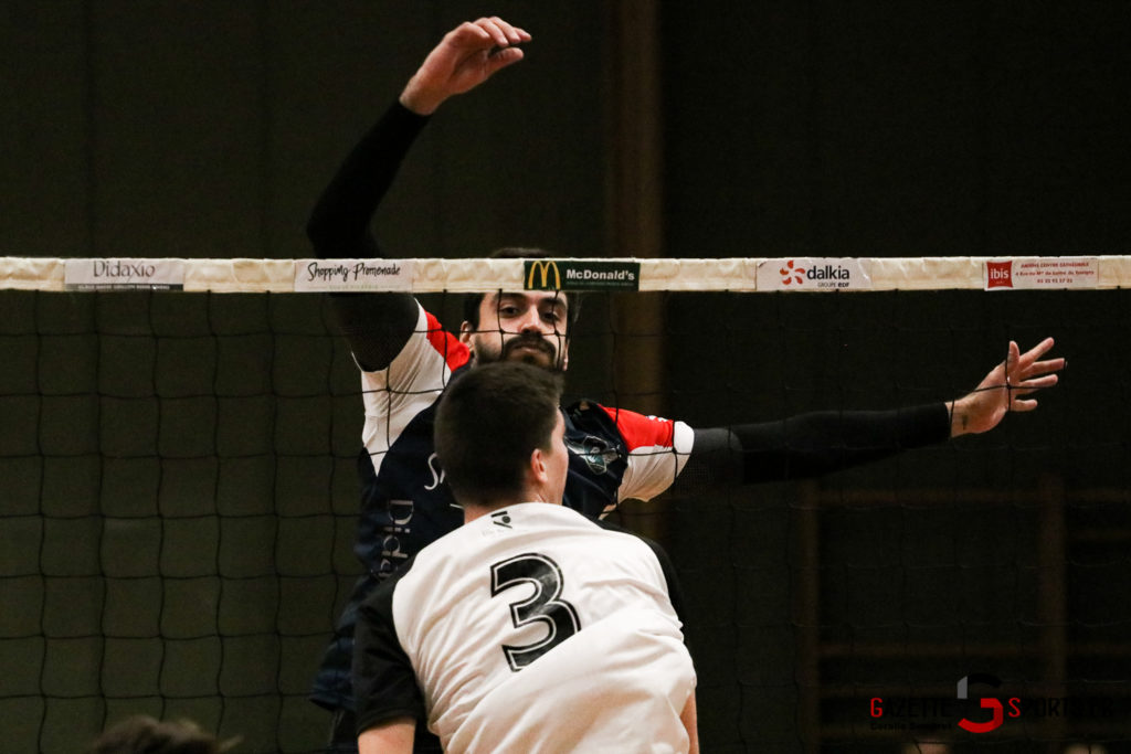Volley Ball Amvb Vs Rennes Gazettesports Coralie Sombret 29