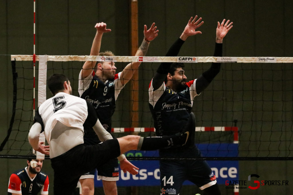 Volley Ball Amvb Vs Rennes Gazettesports Coralie Sombret 30