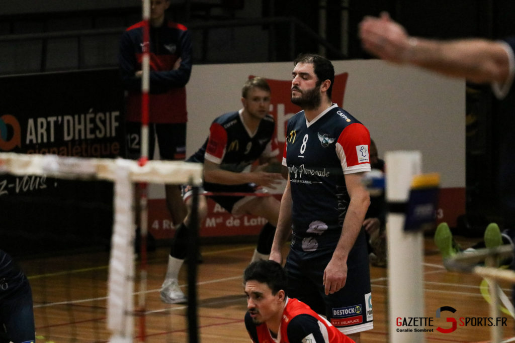 Volley Ball Amvb Vs Rennes Gazettesports Coralie Sombret 4