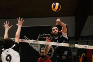 Volley Ball Amvb Vs Rennes Gazettesports Coralie Sombret 8