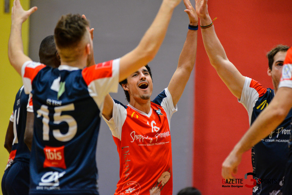Volley Ball Amvb Vs Conflans Kevin Devigne Gazettesports 38 1024x683